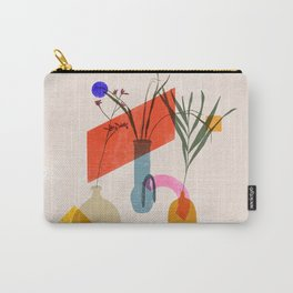 Still Life - Expressionism Carry-All Pouch