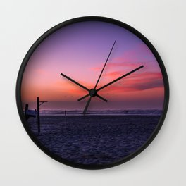 Letter To The Universe Wall Clock