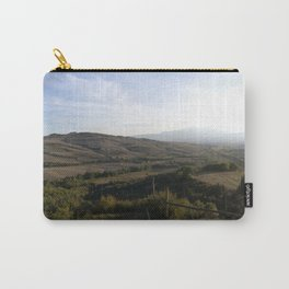 As the Valley Sighs Carry-All Pouch