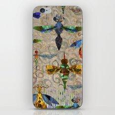 Free as a bug. iPhone & iPod Skin
