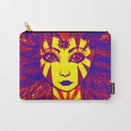 Chakra Primaries Carry-All Pouch