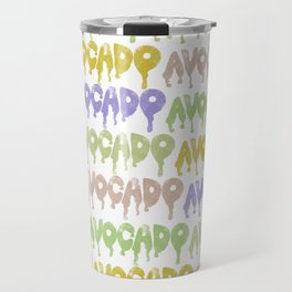 Avocado Supreme Travel Mug