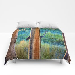 Ninjutsu Comforters