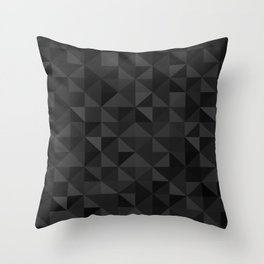 Low Polly Throw Pillow