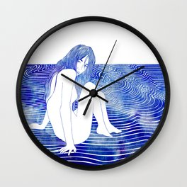 Nereid XXXV Wall Clock