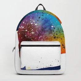 Pennsylvania Watercolor Backpack