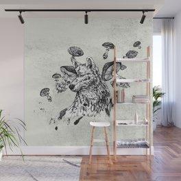 WolfMash Wall Mural