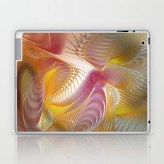 fractal elegance Laptop & iPad Skin