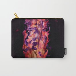 Flamenco Glow Carry-All Pouch