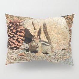 Wee Little Chipmunk Pillow Sham