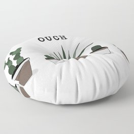 OUCH Floor Pillow