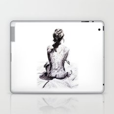Back and Shadow Study Laptop & iPad Skin