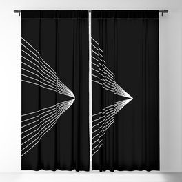 Line 9th Edition Blackout Curtain