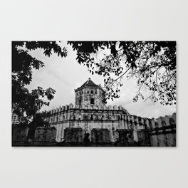 Phrasumen Fort Canvas Print