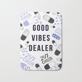 Good Vibes Dealer 24/7 Chiller Bath Mat