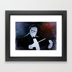 ENNIO Framed Art Print