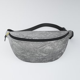 Textured Wall Fanny Pack