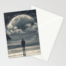 Meeting with her Stationery Cards