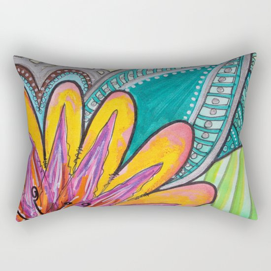 Feliz Rectangular Pillow
