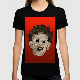 Face of Leather T-shirt