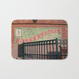Maumee Bay Ales and Lagers Bath Mat