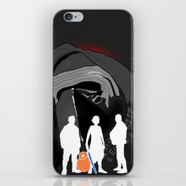 There Has Been An Awakening iPhone Skin