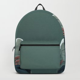 The green abyss Backpack