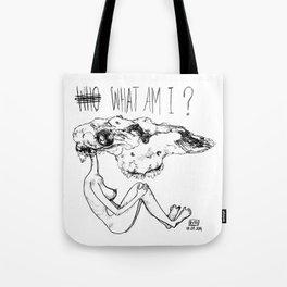 what am i Tote Bag