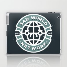 SAD WORLD NEWS NETWORK Laptop & iPad Skin