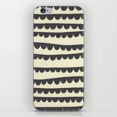 Scalloped Garland iPhone & iPod Skin