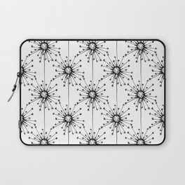 Dandelions floral pattern Laptop Sleeve