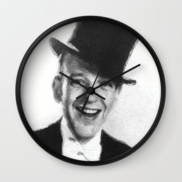 Fred Astaire, Legend Wall Clock