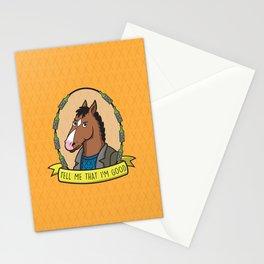 Bojack Stationery Cards
