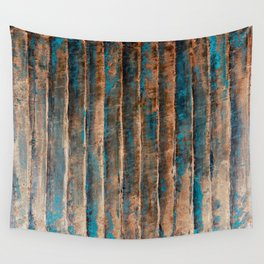 Patina Wall Tapestry