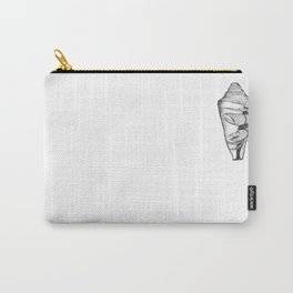 Vintage Cancer Hermit Carry-All Pouch