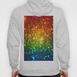 RainBoW Sparkle Stars Hoody
