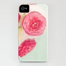 Flowers really do intoxicate me. Vita Sackville-West Slim Case iPhone (4, 4s)