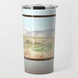 The Golan Heights - WC150615-12b Travel Mug