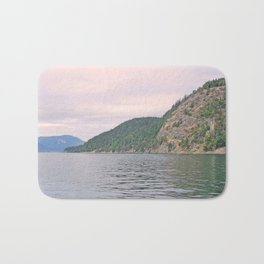 MOUNT ENTRANCE, MOUNT CONSTITUTION, AND BLAKELY ISLAND Bath Mat