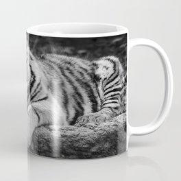 Amur Tiger Cub Coffee Mug