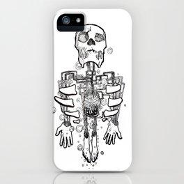Left Behind Mason Jars iPhone Case