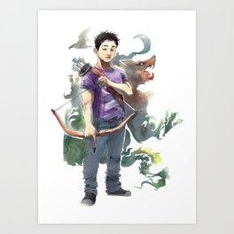 Frank Cho Art Print
