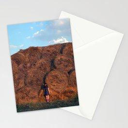 heyloft sunset Stationery Cards
