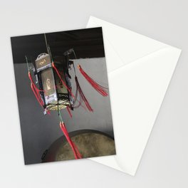 Windy Tassles  Stationery Cards