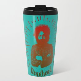 Grateful Dead, Jerry Garcia Travel Mug