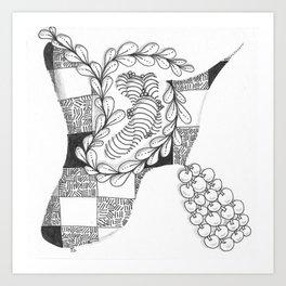 Chaplet Art Print