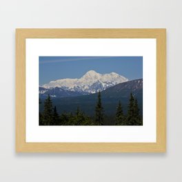 McKinley Framed Art Print