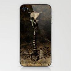 Rigor Coagula iPhone & iPod Skin
