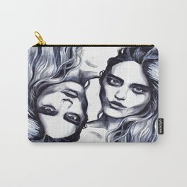 Sky Ferreira by Hedi Slimane Carry-All Pouch