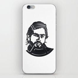 Javier Bardem iPhone Skin